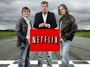 Jeremy Clarkson, Richard Hammond y James May se mudarían a Netflix