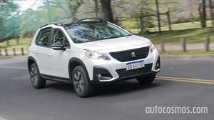 Peugeot 2008 1.6 THP Automático se lanza en Argentina