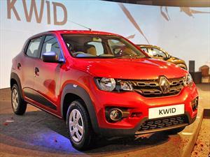Renault Kwid: Inédito modelo será ensamblado en Brasil