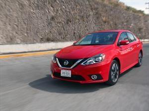 Nissan Sentra Turbo 2017 a prueba