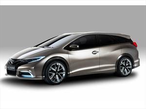 Honda Civic Tourer Concept, el adelanto del nuevo vehículo familiar