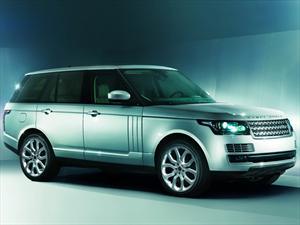 Land Rover Range Rover 2013 debuta en el Salón de París 2012