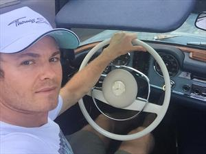 Nico Rosberg recorre Montecarlo con una cámara de 360º
