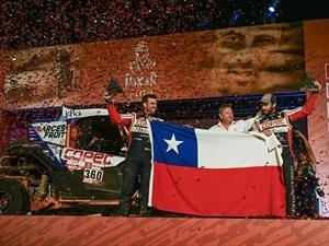 Dakar 2019: Chaleco López logra un merecido triunfo en categoría SxS