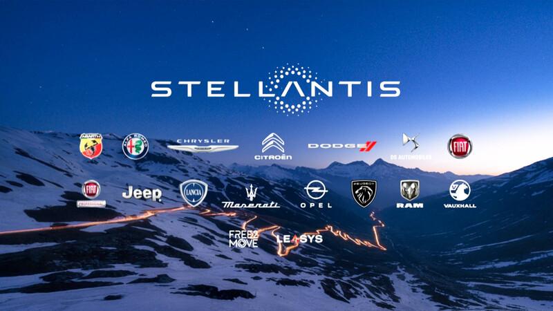 Stellantis da a conocer resultados exitosos para el primer semestre de 2021