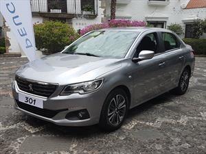 Peugeot 301 2017 debuta