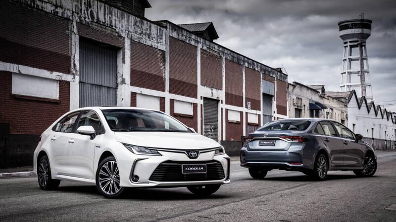 Toyota Corolla sedán 2021 en Chile: precios, versiones y equipamiento