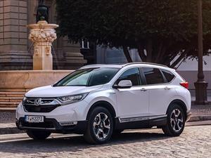 Honda CR-V Hybrid, una SUV híbrida que aparece en París