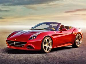 Ferrari California T 2015:  Su primer modelo de calle con motor turbo