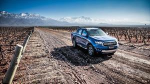 Ford presenta la Ranger 2020, ahora mejor en todo
