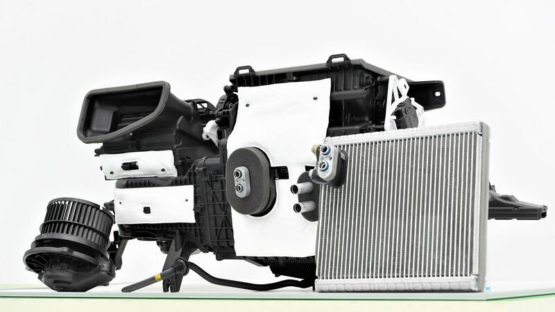 Hyundai está desarrollando varios sistemas para purificar el aire de los vehículos