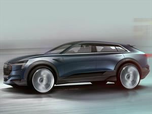 Audi quattro e-tron concept, anticipa un SUV eléctrico de la marca