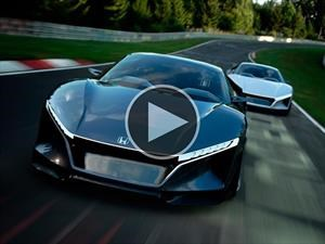 Video: Honda Sports Vision Gran Turismo, un tesoro virtual