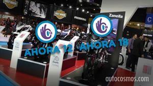 Las motos se suman al plan Ahora 12 y Ahora 18 en Argentina