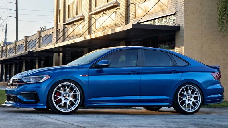 Volkswagen Vento GLI: Tuneado para caer bien