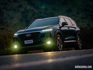Probando el Hyundai Santa Fe 2019