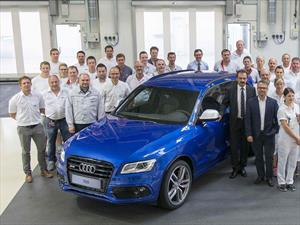 Audi produce un millón de Q5 en Ingolstadt