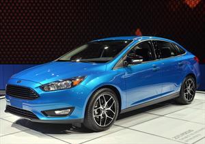 Ford Focus Sedán 2015: Estrena ligeros cambios
