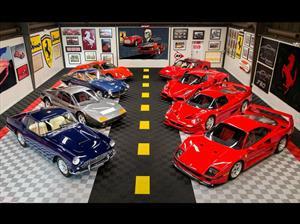 Colección de 8 Ferraris a subasta