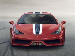 Video: Ferrari 458 Speciale, se presenta en el Salón de Frankfurt