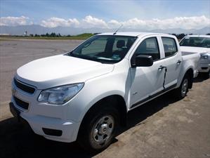 Chevrolet S10 2016 llega a México desde $247,900 pesos