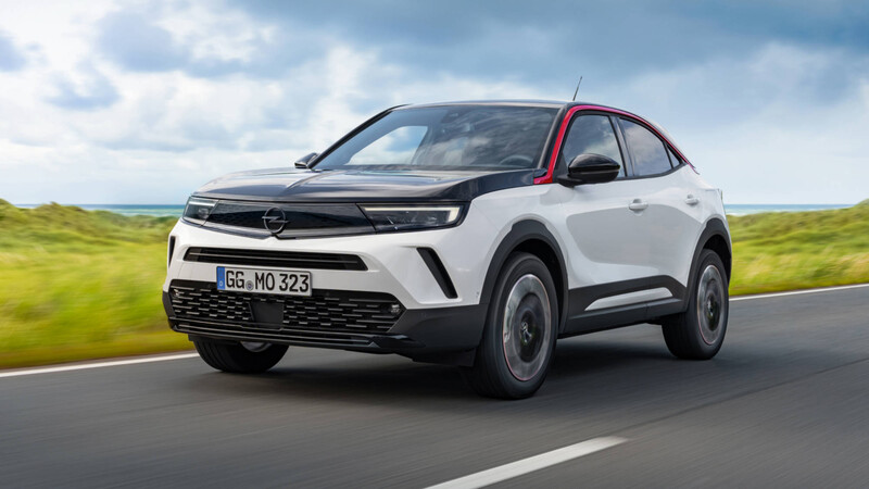 Opel confirma el resto de la gama del Mokka