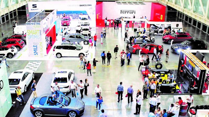 Sector automotor colombiano cayó 8,7% en agosto