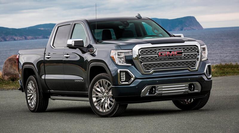 GMC confirma una pick up Sierra completamente eléctrica