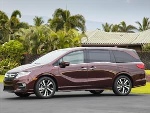 Honda Odyssey 2018: Precios y versiones