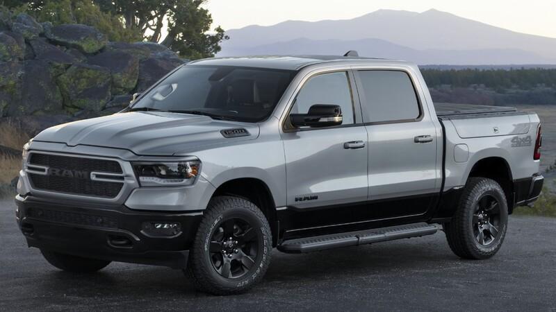 Ram 1500 BackCountry Edition 2022: una pickup que fusiona el lujo con capacidades todoterreno