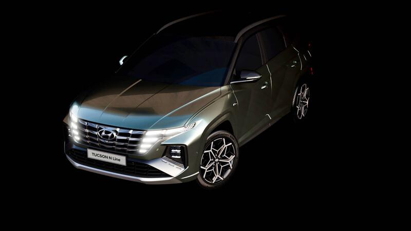 Hyundai adelanta la versión N Line del nuevo Tucson