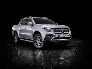 Pick-up de Mercedes-Benz recibe motor V6