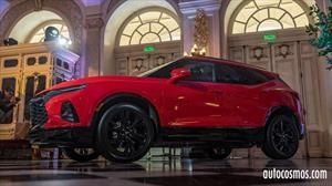 Chevrolet Blazer 2019 en Chile, el Camaro de los SUV pisa suelo nacional