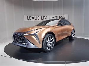 Lexus LF-1 Limitless Concept debuta