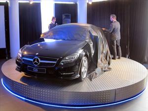 Mercedes-Benz presenta el nuevo CLS en Argentina