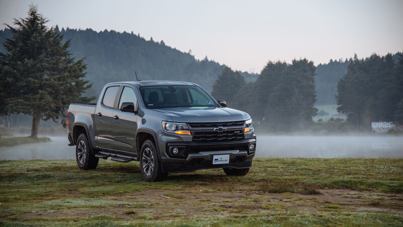 Manejamos la Chevrolet Colorado 2021