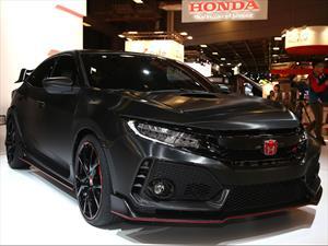 Honda Civic Type R Protoype, un poderoso sedán de carreras