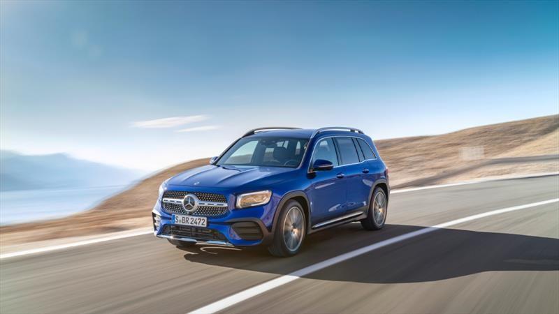 Mercedes-Benz GLB, un nuevo SUV para las familias colombianas