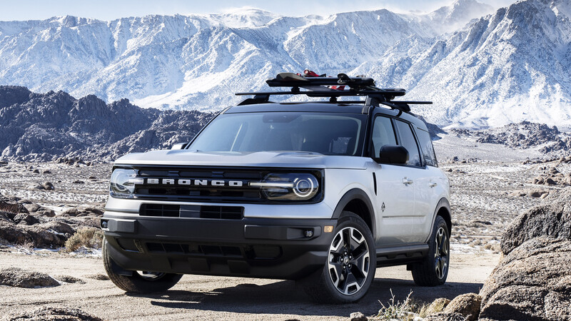 Ford Bronco y Mustang Match-E reciben premio APEAL de JD Power 2021