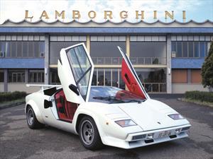 Autos Clásicos: Lamborghini Countach