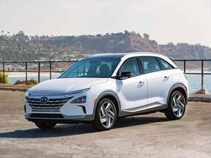 Hyundai Nexo 2019 es un SUV más que ecológico