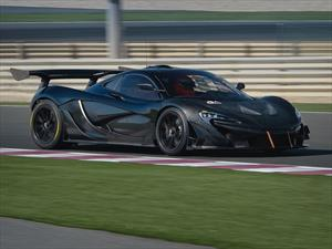 McLaren P1 GTR, el extremo absoluto