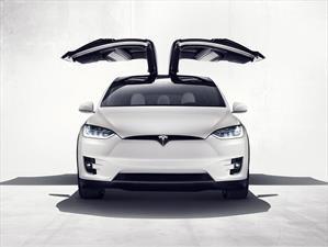 Tesla Model X 2017 obtiene 5 estrellas en pruebas de la NHTSA