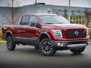 Nissan Titan XD Crew Cab 2016 tiene un precio inicial de $40,290 dólares