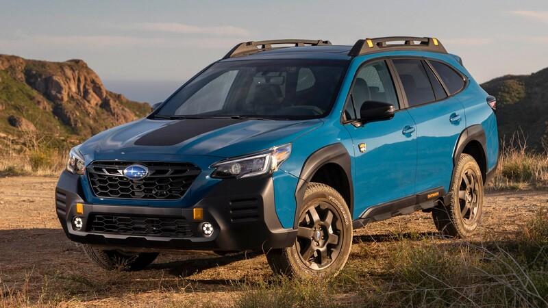 Subaru Outback Wilderness 2022, una station wagon lista para la aventura
