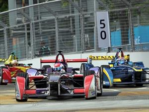 Fórmula E: El triunfo en Malasia fue británico