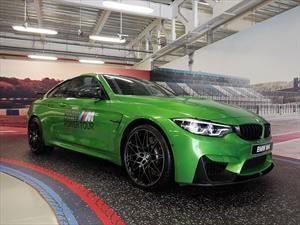 BMW M Power Tour 2017 en el Autódromo Hermanos Rodríguez