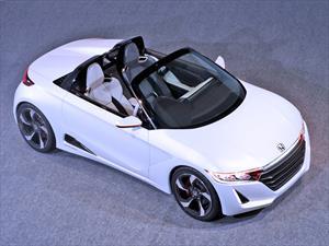 Honda S660 recibe luz verde, será fabricado en 2015