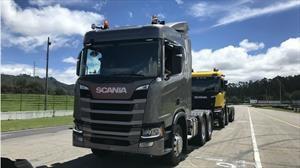 Scania presenta una nueva generación de camiones en Colombia