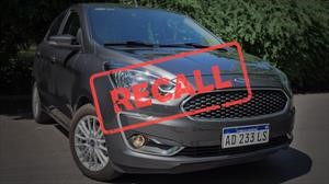 Recall Ford Ka